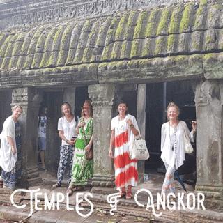 CAMBODIA YOGA & WELLNESS RETREAT  NOVEMBER 6-25, 2019