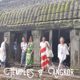 CAMBODIA YOGA & WELLNESS RETREAT  NOVEMBER 9 – 17, 2019